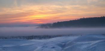 Воспоминание о зиме / Пейзаж Беларуси
