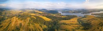 Чорштынские холмы / Czorsztyn