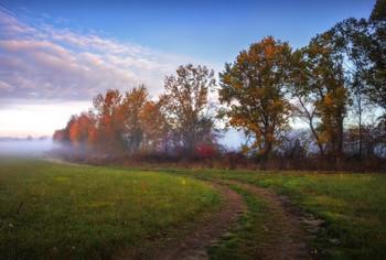 Осенняя / Пейзаж Беларуси