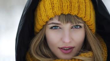Кристина / Портрет красивой девушки