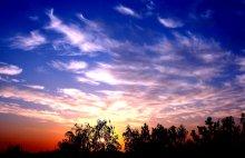 И открывши глаза я узрел это небо / но коментс