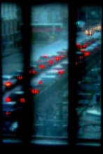 Сумерки / Вид из окна квартиры Вадима Качана