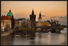 / Прага перед сном