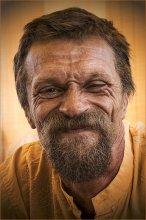"""Оранжевый Портрет Хорошего Человека... / Какт утренним летом в """"Лондоне""""..."""