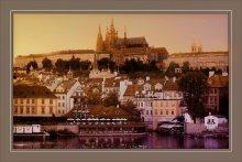 Прага вечерняя / Еще один вариант раскраски этого кадра http://photoclub.by/work.php?id_photo=88899&id_auth_photo=4627#t