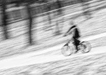 Winter racer / ...прогулки по снегу