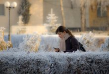 Зимняя лирическая / декабрь 2008