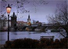 Вечерняя Прага / ******
