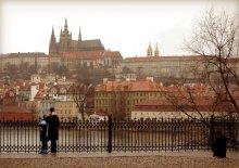 Вот такая зима в Праге / *****
