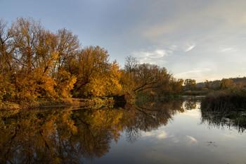 Осень-рыжая бестия / октябрь на Айдаре