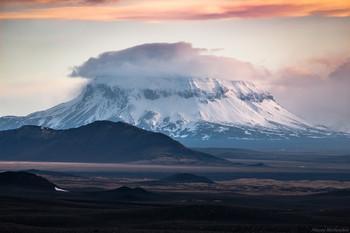 Herðubreið / Исландия
