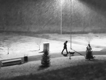 Прощальный аккорд зимы / ***