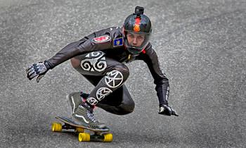 / Downhill Skater