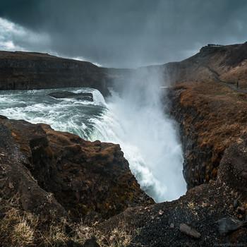 Gullfoss / Исландия