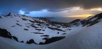 Окраины полярных островов / Исландия