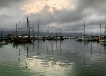 Тихий вечер в заливе / Найзна, Южная Африка