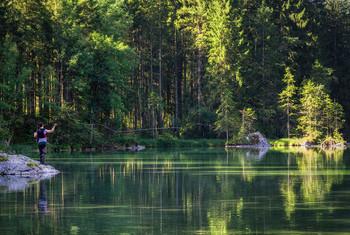 Забросив в тишину... / Утро на озере Хинтерзее, Альпы, Верхняя Бавария  http://www.youtube.com/watch?v=EewwQR3XrmE