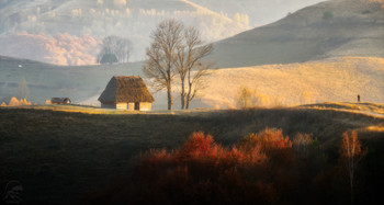 Зазеркалье / Румыния, осень 2019
