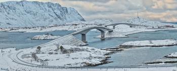 Дороги, которые нас выбирают / Атлантическая дорога, Норвегия