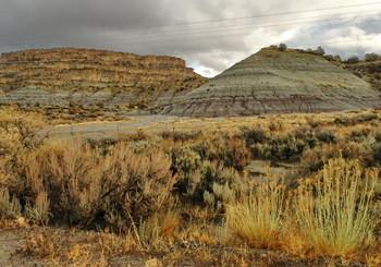 контрасты / южный Колорадо, США