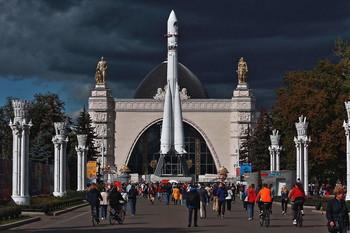 С Днём Космонавтики !!! / С Праздником !!!