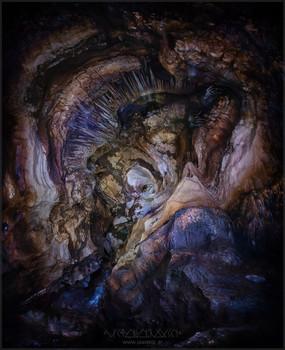 Chokhmah. Рождение Намерения / Chokhmah. Intent. Shadows dancing in the night, the faces of Chaos - primal fear guards the field of the Volition. Cognize and admit it - and you take a step into the unexplored. And world reveal its fluidity ... One more step. And the Time begins to run, obeying an intention, echoing in your heart ... There is no more fear, there is only the Path, and every step on it gives birth to you and the infinite universe again. ___________________________________________ Chokhmah. Рождение Намерения. Тени, пляшущие в ночи, лики Хаоса, — первобытный страх стережет пространство Воли. Познавая и принимая его ты делаешь шаг в неизведанное. И мир являет свою текучесть... Еще один шаг. И время начинает свой бег, повинуясь намерению, эхом звучащему в твоем сердце...  Страха больше нет, есть только Путь, и каждый шаг на нем  заново рождает и тебя и бесконечную вселенную.