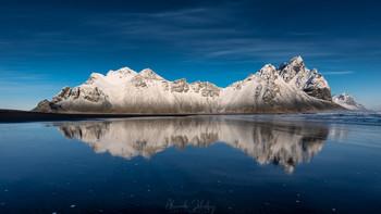 Вестрахорн / Исландия