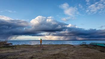 Апрель2020 / Плещеево озеро, апрель, град, солнце, изоляция, одиночество,перемена погоды,карантин