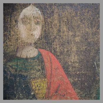 Старая икона / Фрагмент