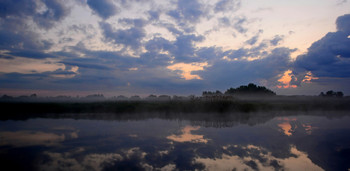 На утренней реке / ***