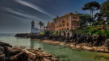 Старый маяк / Кашкайс, Португалия