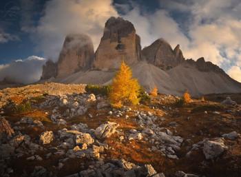 Tre Cime di Lavaredo / Италия