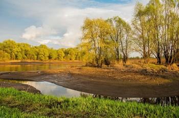 / река Казанка,г.Казань