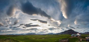 Летние луга / Исландия