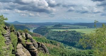 Саксонская Швейцария по-прежнему красива / Июнь 2020.. короновирус природе не помеха
