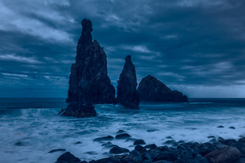 Ribeira da Janela Sea Stacks / о. Мадейра