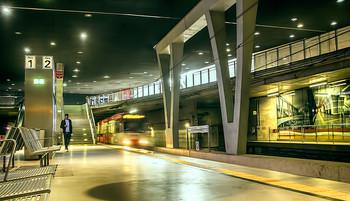 U-Bahn / Подземка