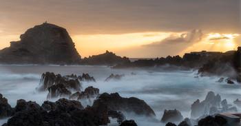 Porto Moniz / о.Мадейра