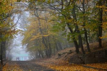 Осенний променад...... / Железноводск. Октябрь