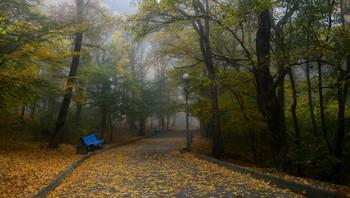 Утром осенним.......... / Железноводск. Октябрь