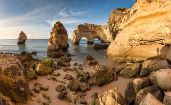 В утреннем свете / Альгавра, Португалия