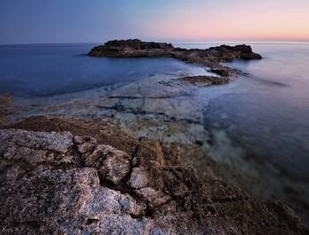 Хорватский закат / Хорватия, вблизи г.Пула