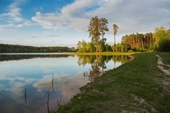 / озеро Большое лебяжье,Татарстан