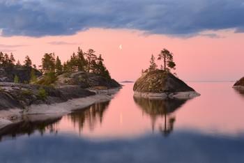 Лунная Ладожская ночь... / Ладога 2020 Ближайшее путешествие уже через неделю на Сегозеро.... С 4 июля... Поехали?! Место есть...