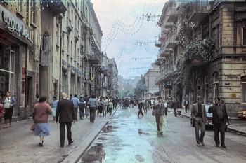 ул. Низами / Баку 1987.