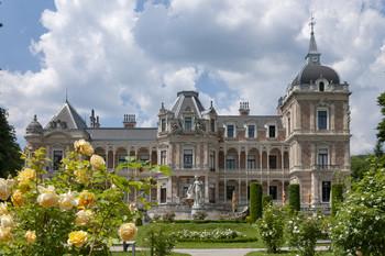 Вилла Гермес / Вилла Гермес - дворец на окраине Вены, который Император Франц Иосиф I подарил его своей жене — императрице Елизавете в 1885 г.
