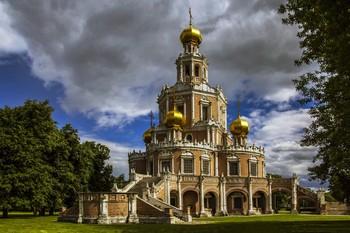 Церковь Покрова Пресвятой Богородицы в Филях / МОСКВА