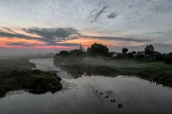 Утренний туман / ***
