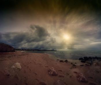 Вечер на море / Севастополь
