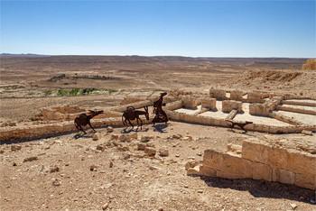 Пустыня Негев / Израиль